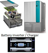 Cargadores / Convertidores de batería