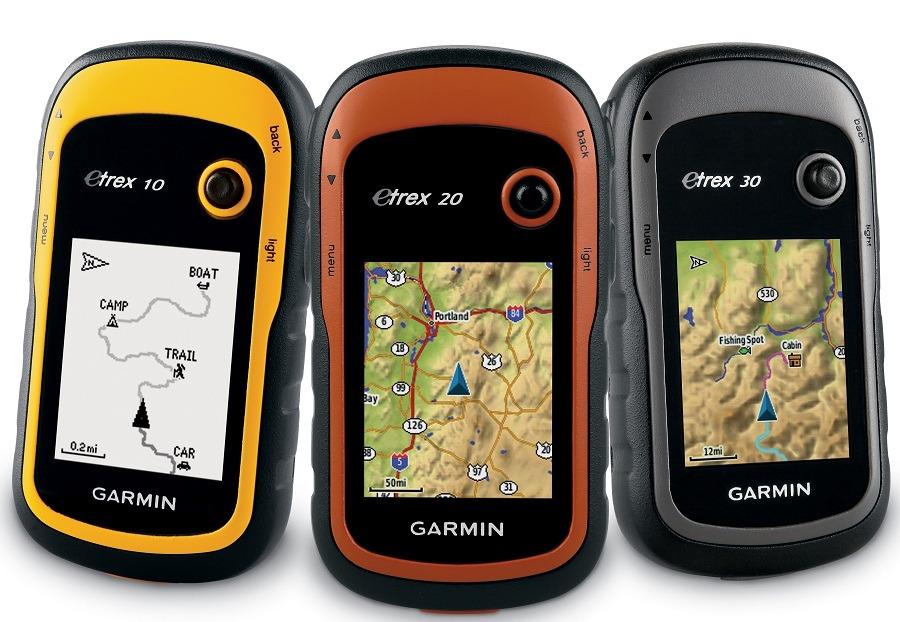 GPS Portátiles