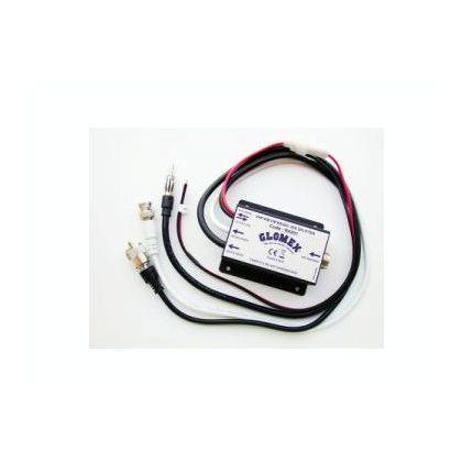 Duplexor RA201 para recibir AM/FM/AIS a través de la antena de VHF