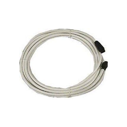 Extensión de cable de 5m con conector recto