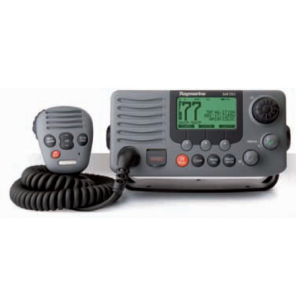 VHF de alto rendimiento Ray218E