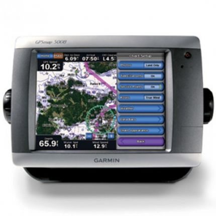 GPS/Plotter GPSmap® 5008. TFT color 8,4""