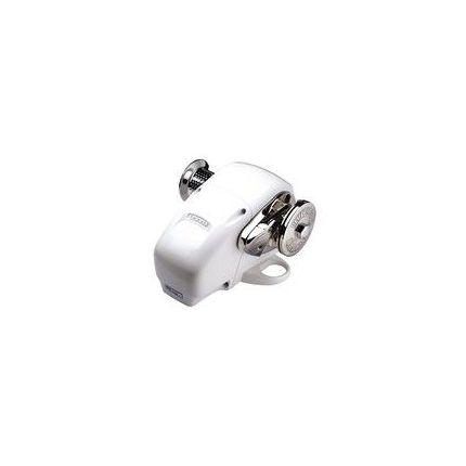 Molinete eléctrico modelo serie H2 con campana