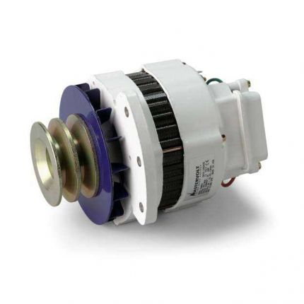 Alternador 12V/90A (con regulador Alpha Pro MB)