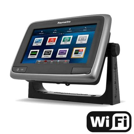 "Raymarine a75 - Display multifunción 7"" táctil con Wifi"