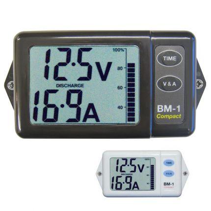 Instrumento medidor de consumos de batería BM-1 Compact