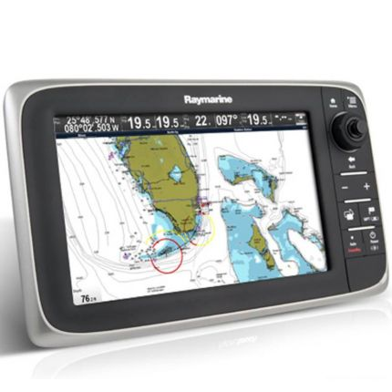 "RAYMARINE c95 9"" Display Multifunción sin cartografía"