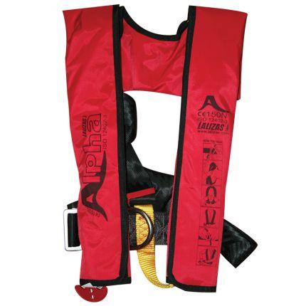 CHALECO Alpha Inflatable Lifejacket 170N, ISO 12402-3