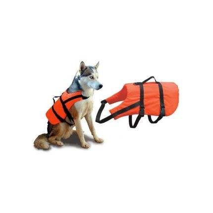 Chaleco Salvavidas para Mascota - Perro S Menos 8 kg Lalizas