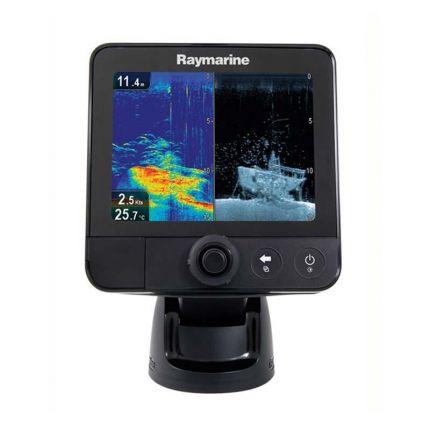 "Raymarine Dragonfly GPS Plotter-Sonda de 5.7""."