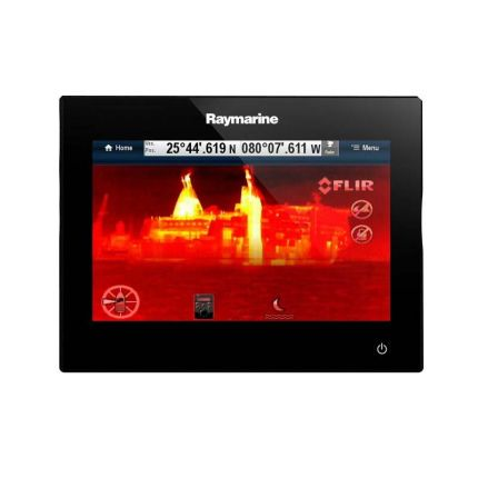"Raymarine gS95, Display INVERTIDO táctil 9""con Wifi"