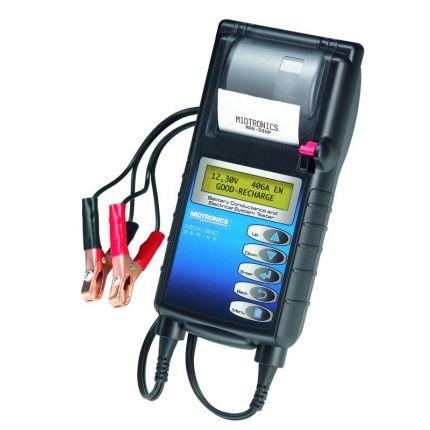 Analizador baterías/sistema MDX-335P