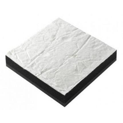 Aislamiento acústico Prometech doble 60 mm, plata (600 x 1000 mm)