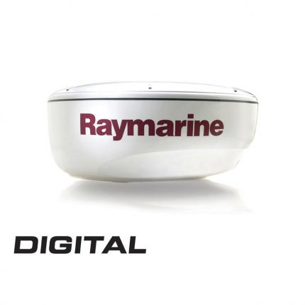 "Radome digital 18"", 4kW, 48mn sin cable"