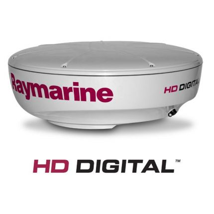 "Radome HD Digital 18"", 4kW, 48mn s/cable"