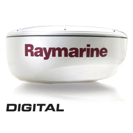"Radome digital 24"", 4kW, 48mn sin cable"