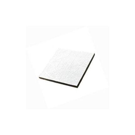 Aislamiento acústico Sonitech ligero, 20 mm, blanco (600 x 1000 mm)