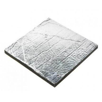 Aislamiento acústico Sonitech ligero, 40 mm, aluminio (600 x 1000 mm)