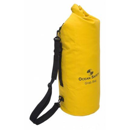 Bolsa Estanca amarilla - 50 litros, 70x30cm