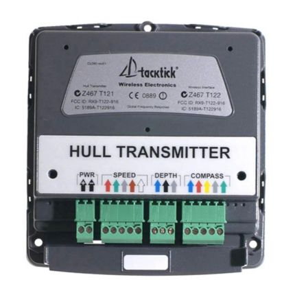 Tacktick T121 - Transmisor multicasco