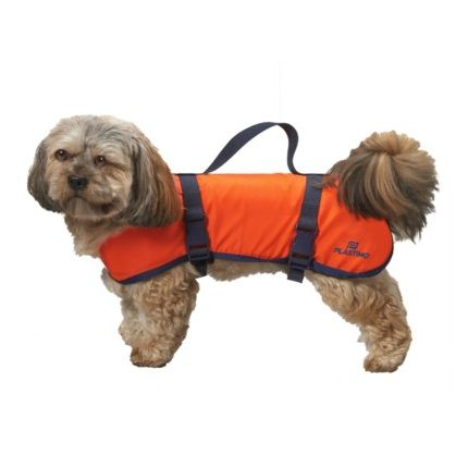 Chaleco Salvavidas para Mascota - Perro XS - 3 a 7 Kg Plastimo