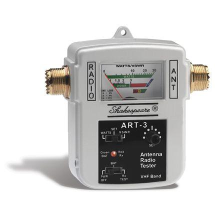 Tester VHF RADIO/ANTENA