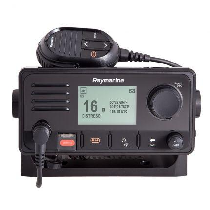Radio VHF multiestación Ray63 con GPS