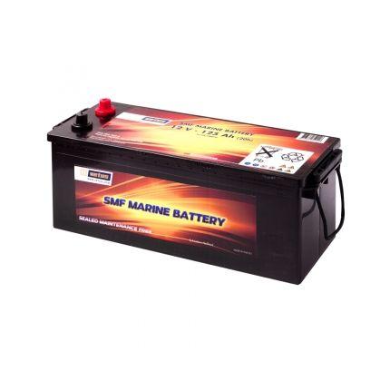 Batería vetus sin mantenimiento, 125 AH