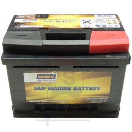 Bateria VETUS SMF sin mantenimiento, 12V, 145 Ah
