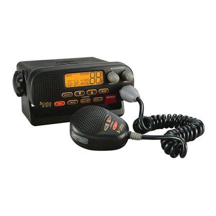 Emisora VHF Fija MR F55 EU Cobra