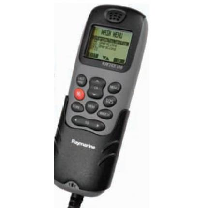 Radio VHF DSC Clase D Ray240E Segunda estación