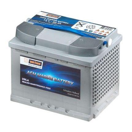 Batería Vetus AGM, 60 AH