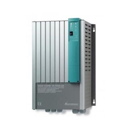 Cargador/Convertidor Mass Combi 24/2000W