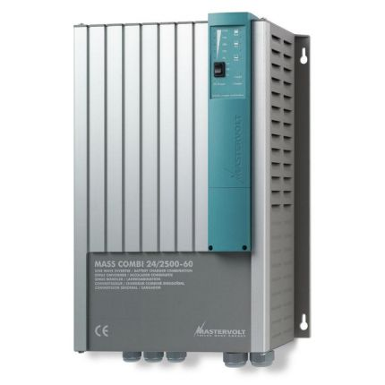 Cargador/Convertidor Mass Combi 24/2500W