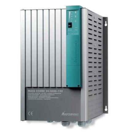 Cargador/Convertidor Mass Combi 24/4000W