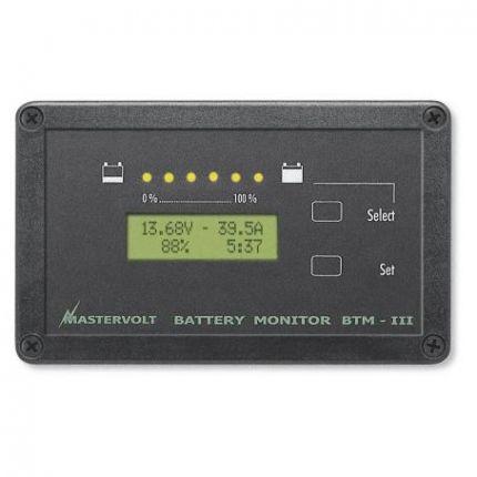 Panel de control Masterlink BTM-III