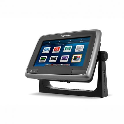 "Raymarine a78 - Display multifunción 7"" táctil; Downvision; Wifi"