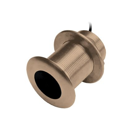 Transductor pasacascos bronce B150M, 8 pins, CHIRP, 300W, 0° MF (80-130 Khz)