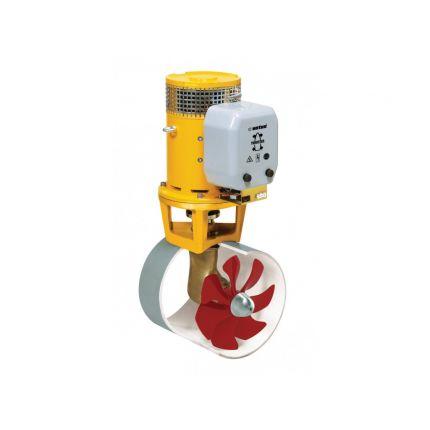 Helice de proa, 285 kgf, 48V, diametro de tubo 300 mm.