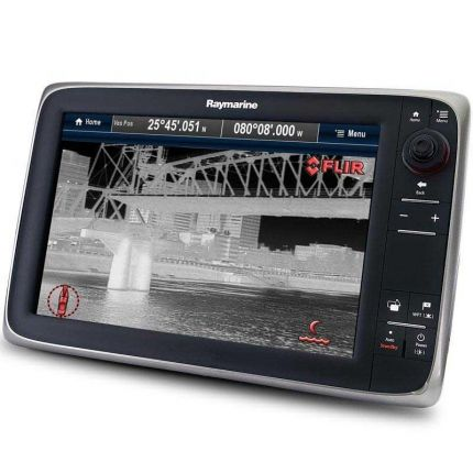 Raymarine Display Multifunción c125 (sin cartografía)