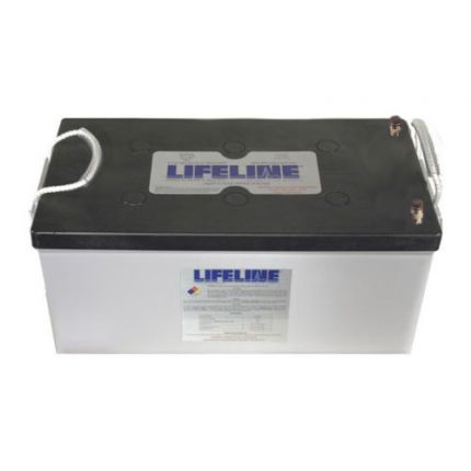 Batería de servicio AGM 12V/255Ah