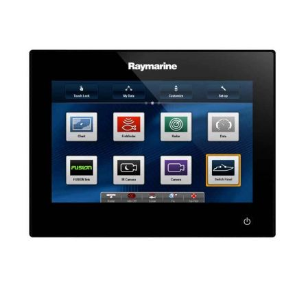 "Raymarine Display multifunción táctil gS125 12.1"" - Wifi"