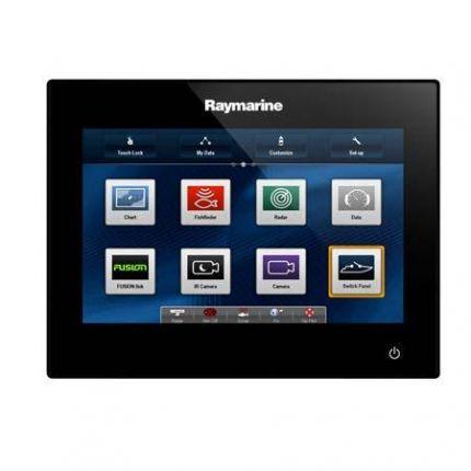 "Raymarine gS125, Display invertido táctil 12.1""con Wifi"