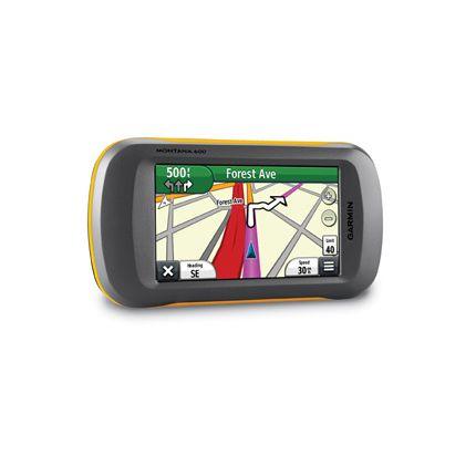 GPS Portátil Garmin Montana 600