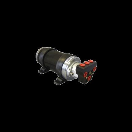 Bomba hidráulica reversible 12VCC 1,2 litros c.c.