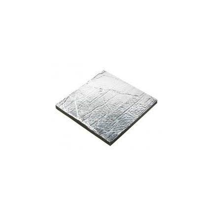 Aislamiento acústico Sonitech ligero, 20 mm, aluminio (600 x 1000 mm)
