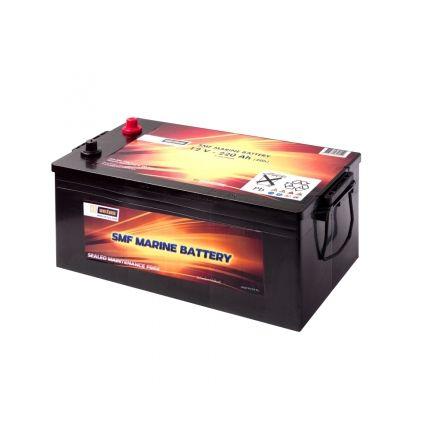 Batería vetus sin mantenimiento, 220 AH